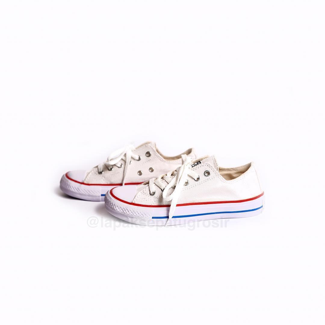 Fitur Converse Full White Putih High Leather Kulit Import Vietnam ... f36c1458f6