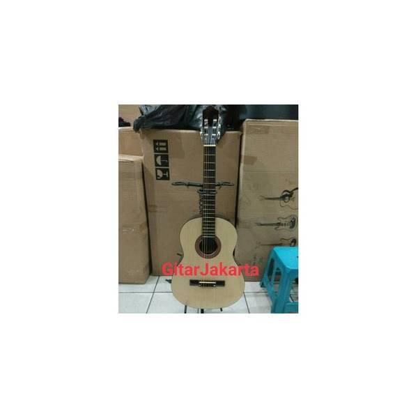 Gitar Classic Senar Nylon Yamaha Murah Jakarta Buat Pemula