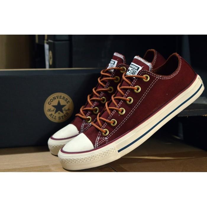 Sepatu Bandung Produk Sporty Pria Murah Sneakers Kets Cowok Converse All Star Classic Low 02