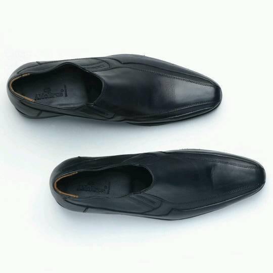 Sepatu Pantofel Pria/ Sepatu Kulit Formal Handmade Murah ALDO1