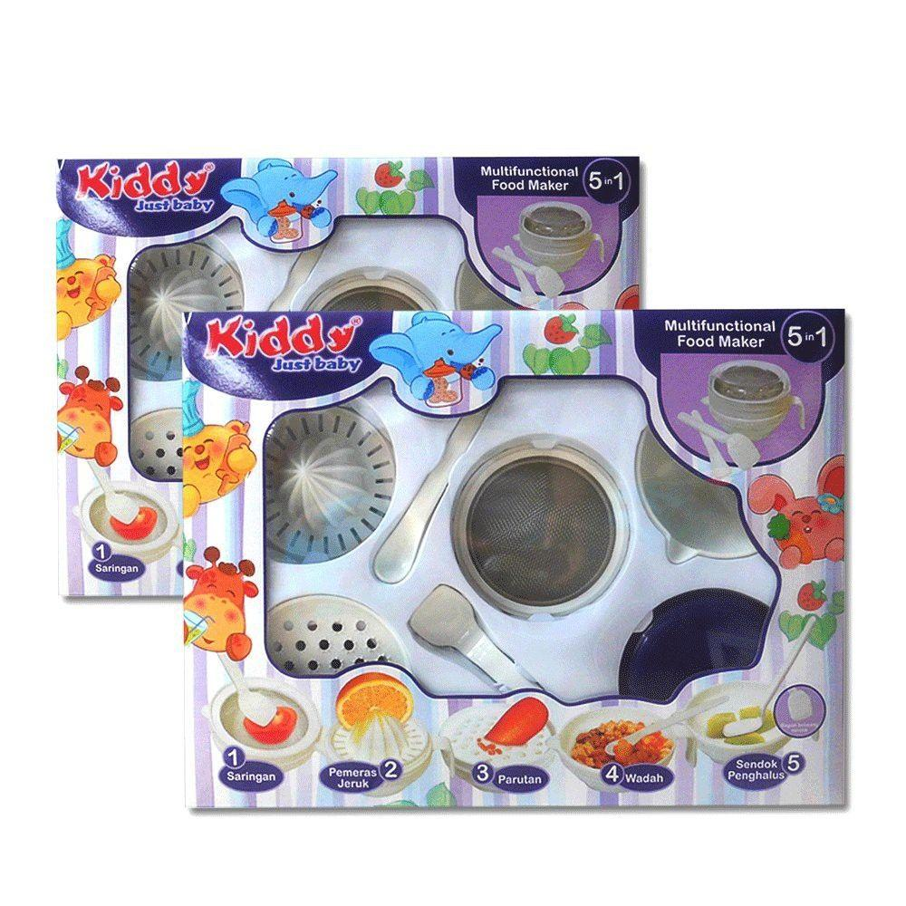 Buy Sell Cheapest Pigeon Foodmaker Best Quality Product Deals Hot  Home Baby Food Maker Alat Pembuat Mpasi Kiddy 5 In 1