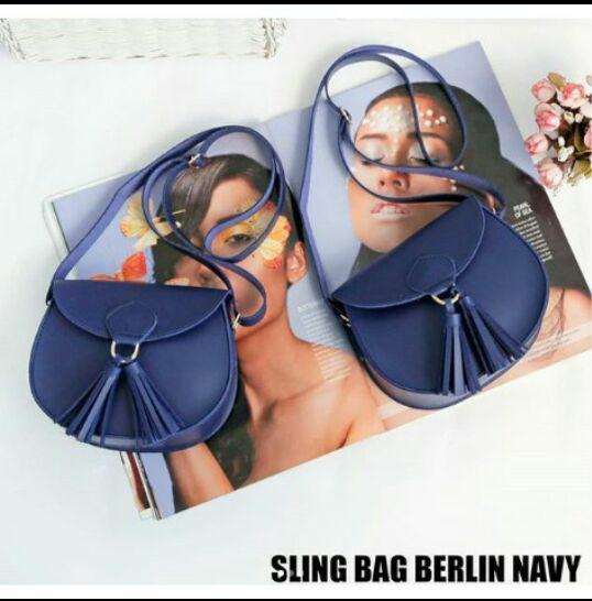 Tas Sling bag Selempang 2 Kuncir Best seller