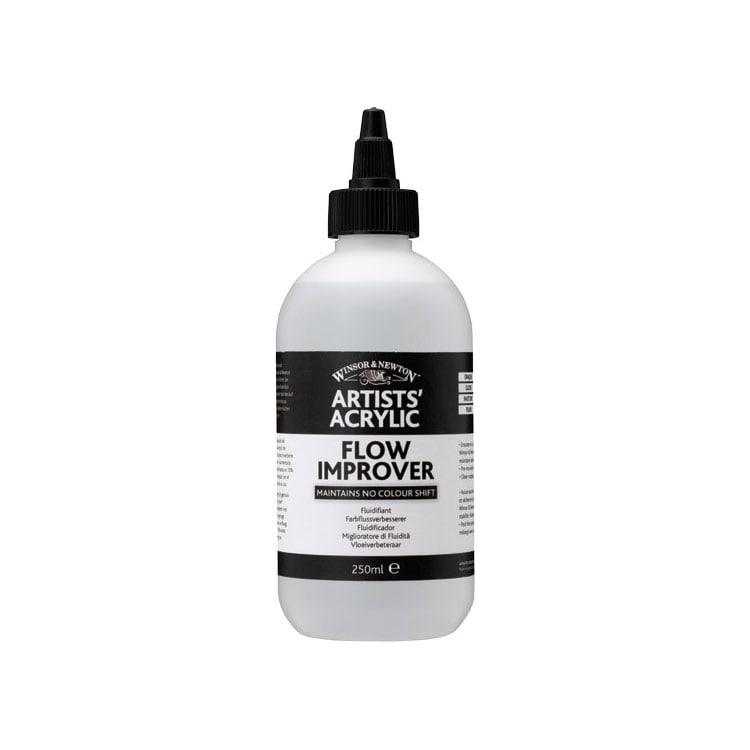 TERMURAH Winsor & Newton Artists' Acrylic Flow Improver 250ml Alat Seni Lukis