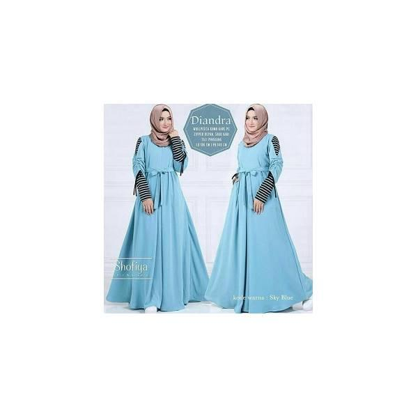 Jual  Murah Baju Muslim Murah/Grosir Baju Muslim Murah/Diandra PR001