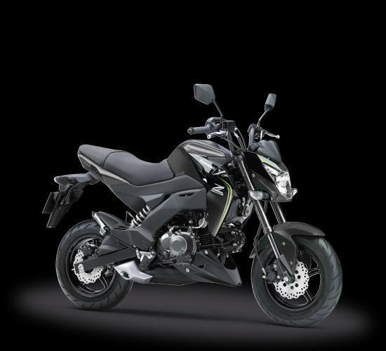 Kawasaki Z125 MINI MOTOR SPORT VIN 2017