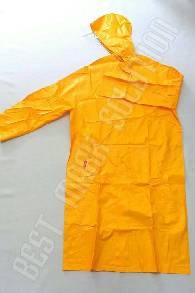 Jas Hujan Proyek Tiger 68259 Mantel / Jubah Kuning (Rain Coat)