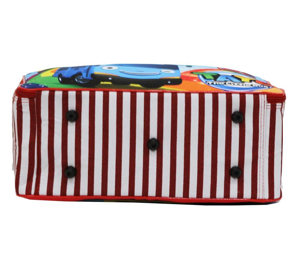 ... Onlan Travel Bag BUS TAYO Karakter Anak Bahan Kanvas Halus - 3 ...