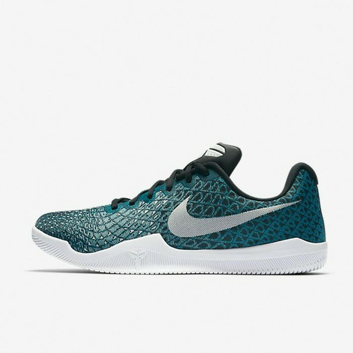 Sepatu Basket Nike Kobe Mamba Instinct Turbo Green Original