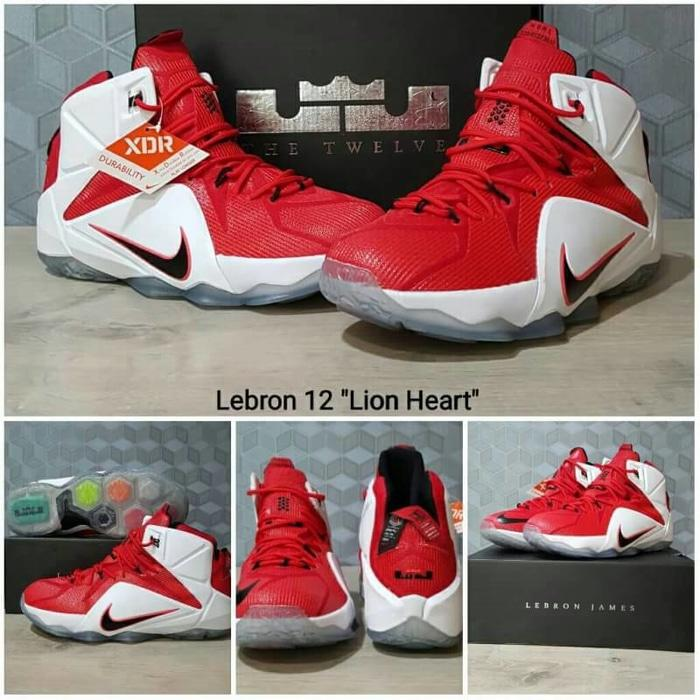 Sepatu basket nike, under armour original