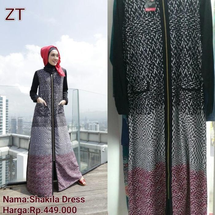 Zoya Gamis Shakila Dress