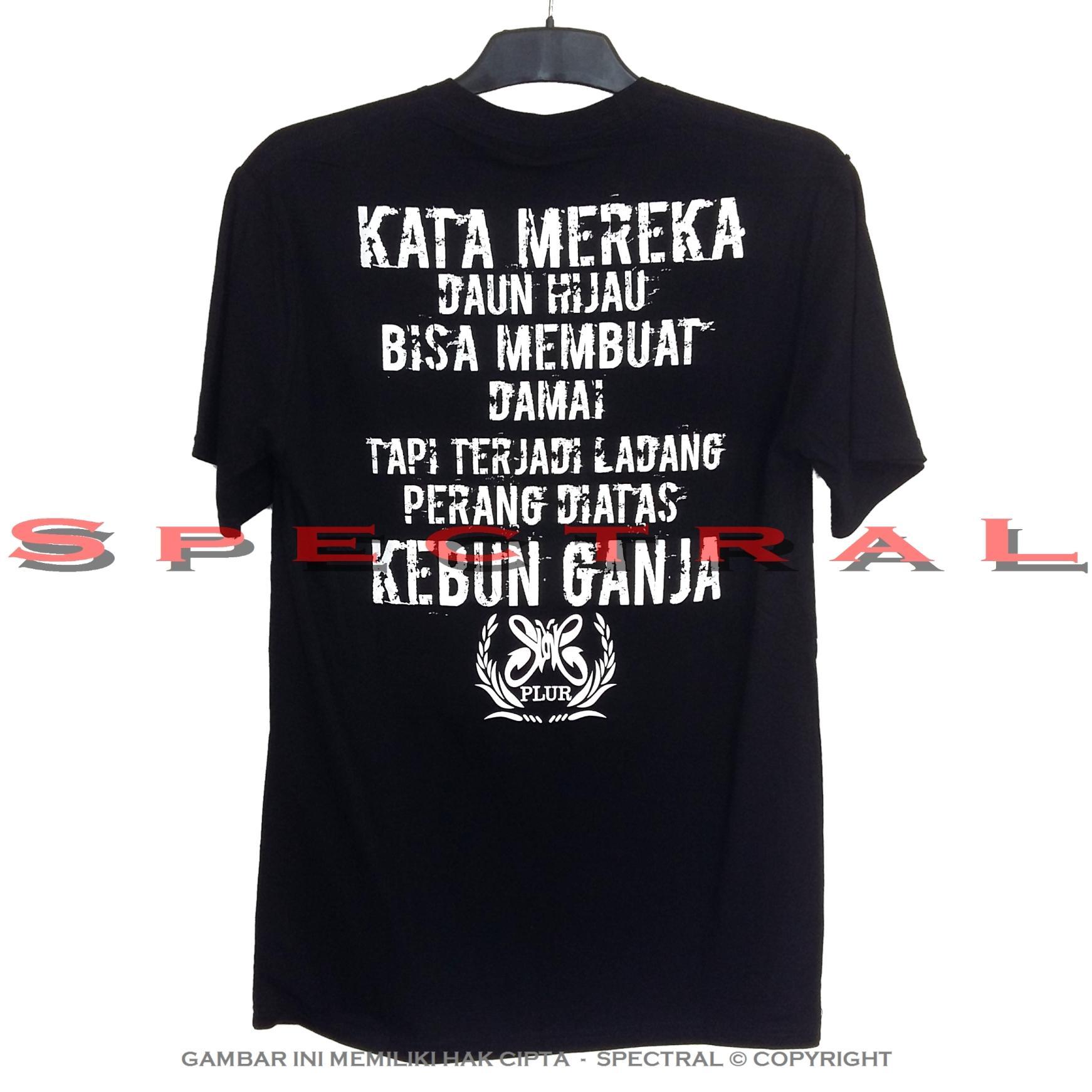 Detail Gambar Spectral - Slank 100% Soft Cotton Combed 30s Kaos Distro Fashion T-Shirt Atasan Oblong Baju Pakaian Polos Shirt Pria Wanita Cewe Cowo Lengan ...