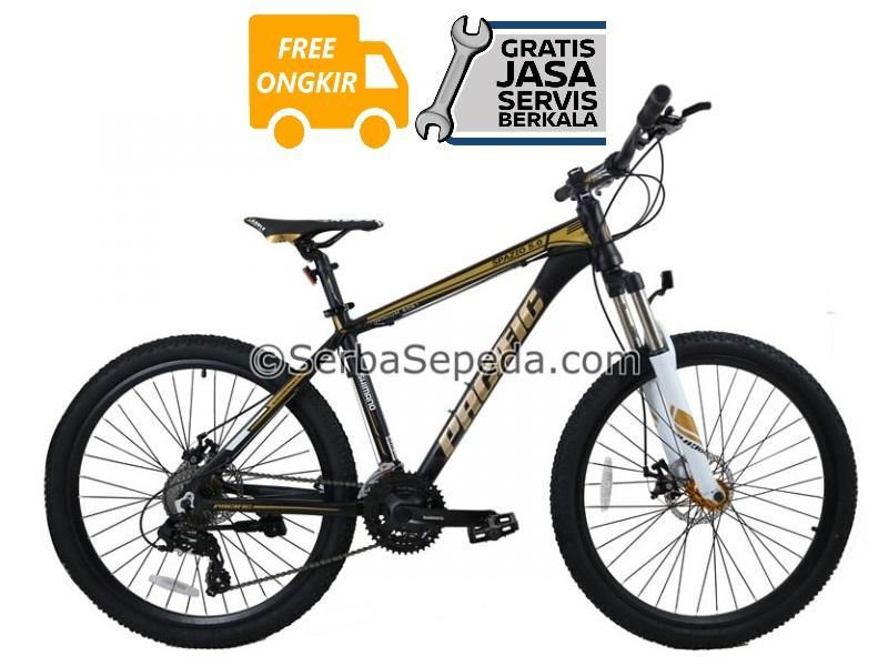Pacific Sepeda Gunung MTB Spazio 5.0 26 - GRATIS ONGKIR & PERAKITAN  KHUSUS JABODETABEK