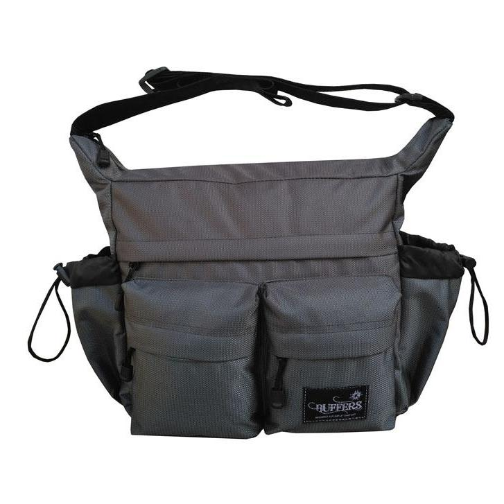 Detail Gambar Tas Selempang Pria Buffers Sports - Shoulder Bag Cordura  LLC3912 - Gray - Tas 916282b62b