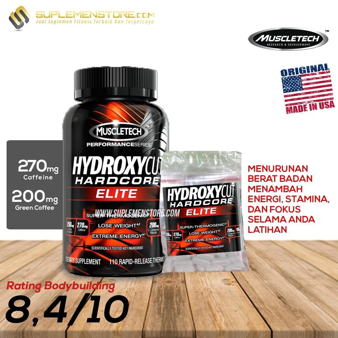 Mucletech Hydroxycut Elite Eceran 30 caps
