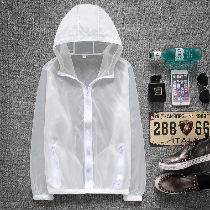 เสื้อผ้ากันแดดชายและหญิงกลางแจ้งชุดกันแดดสำหรับฤดูร้อนป้องกันรังสี Uv จากแสงแดดเสื้อผ้าร่มบางเฉียบระบายอากาศกีฟาเสื้อคลุมลมชุดตกปลา By Taobao Collection.