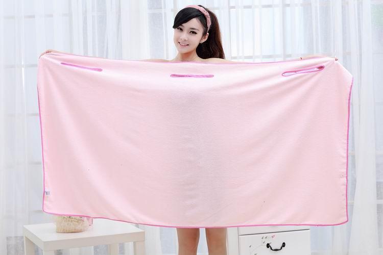 ... Wearable Towel Multifungsi - Set Perlengkapan Mandi Handuk Mandi Handuk Baju Handuk Kimono Handuk Hotel Handuk ...