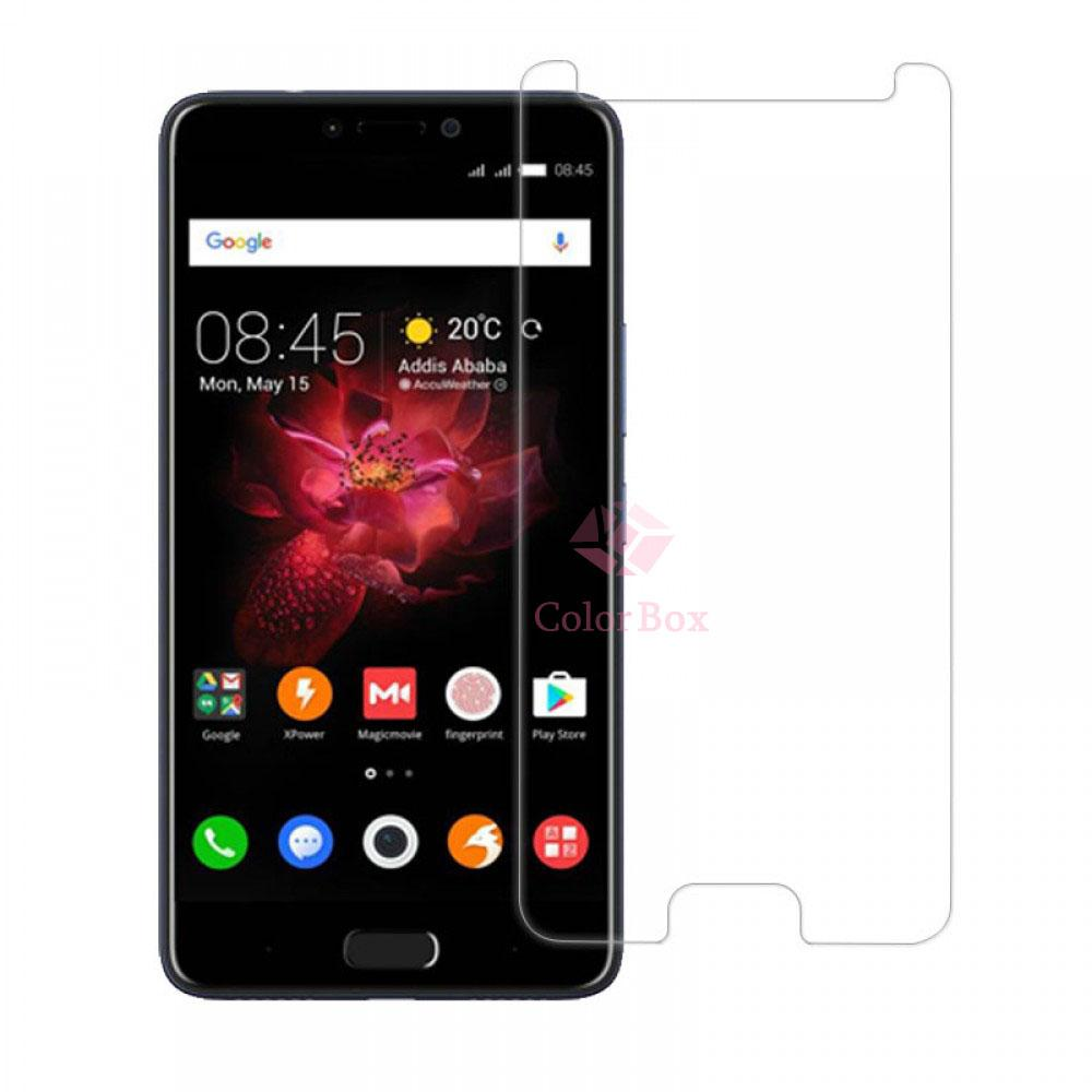 Tempered Glass For Infinix Hot Note X551 Efron Round Edge 2 5d Clear .