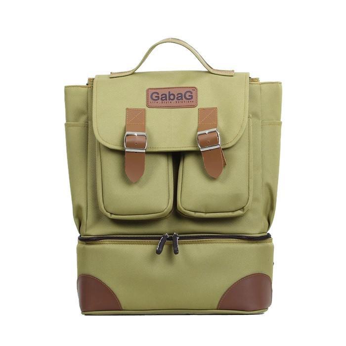 Gabag Cooler Bag/ Tas Pendingin Asi Ibu Menyusui - Lemon