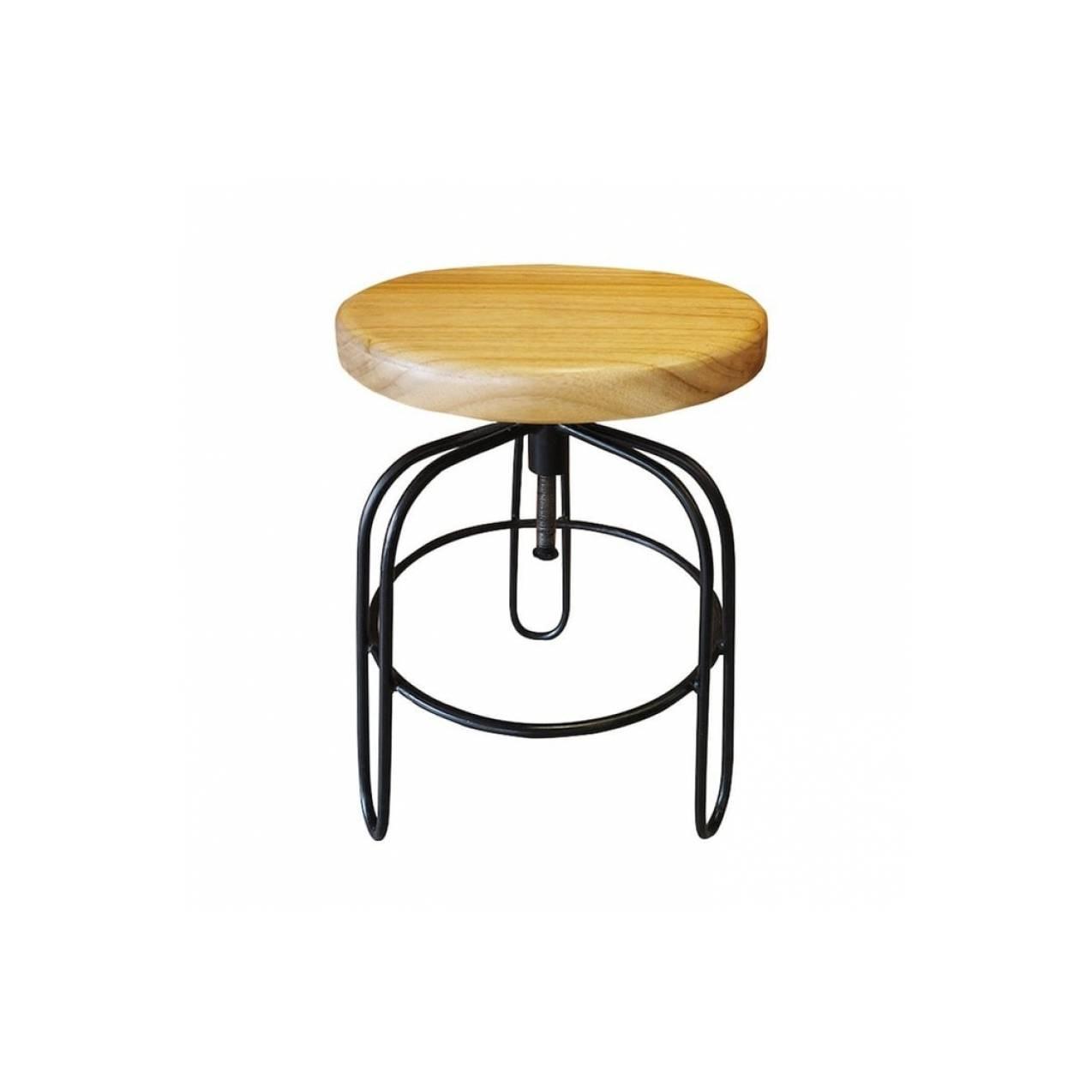 Anyer | dining chair kursi bangku kayu cafe hotel furniture modern