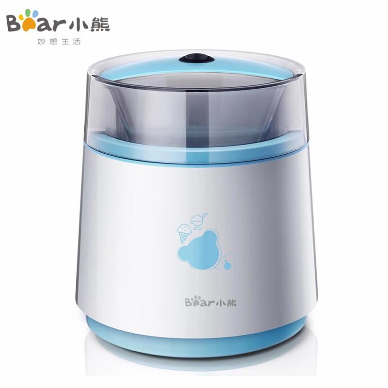 LAHOME Bear BQL-A08A1 Ice Cream Machine Automatic Ice Cream Machine Mini Fruit Ice Cream Machine