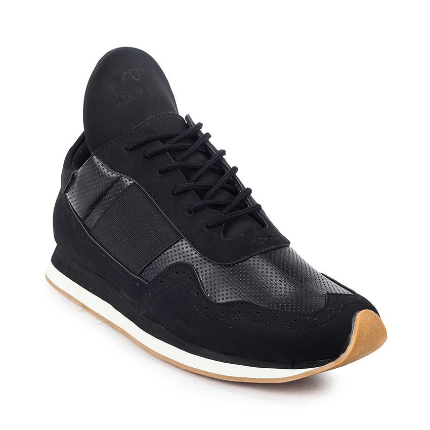 Navara Footwear Idealist Pitch Black