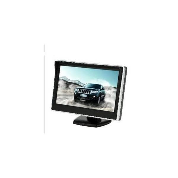 Car Monitor 5 Inch TFT LCD Color Rearview Monitor For DVD. Cam Murah