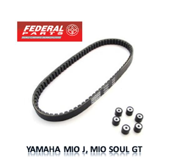 FEDERAL PARTS PAKET V BELT - YAMAHA MIO J, MIO SOUL GT