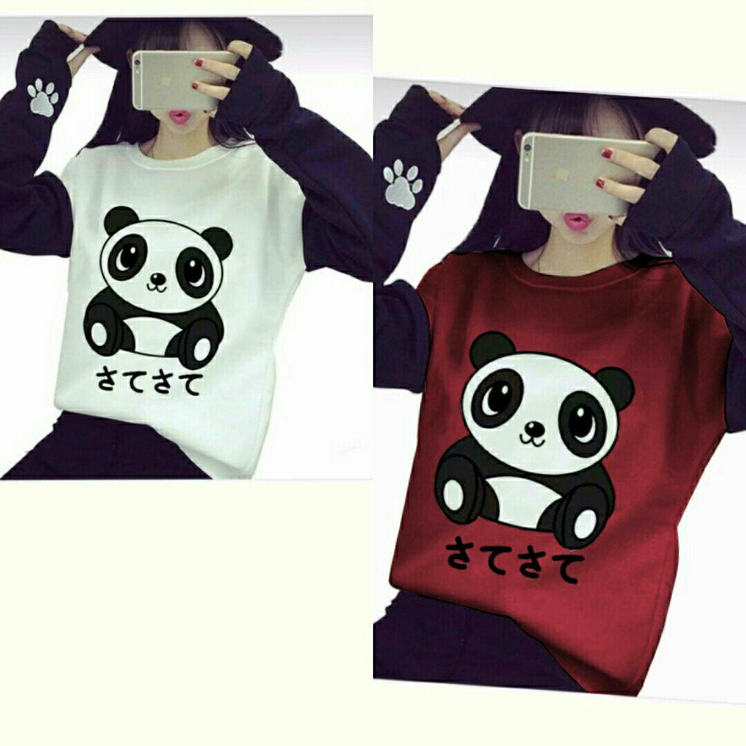 Brilliant fast-on_sweater roundhand panda