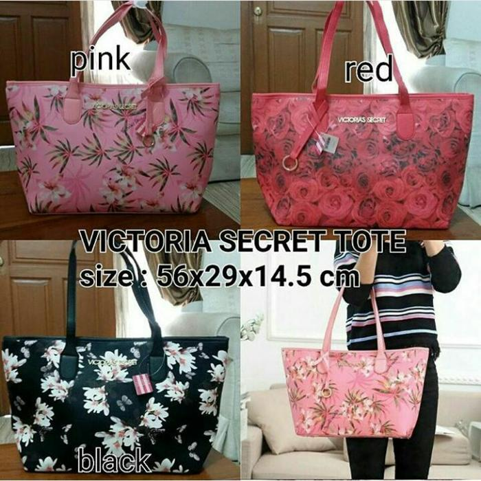 PROMO TERBATAS!!! TAS VICTORIA SECRET ORIGINAL TOTE BAG VS-T