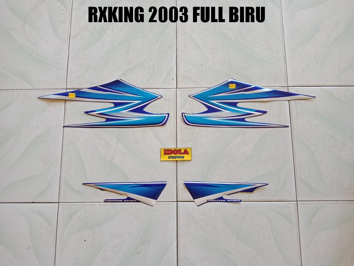 Cantumka Gallery 4k Source · Stiker Bodi & Lis Body & Striping Rxking .