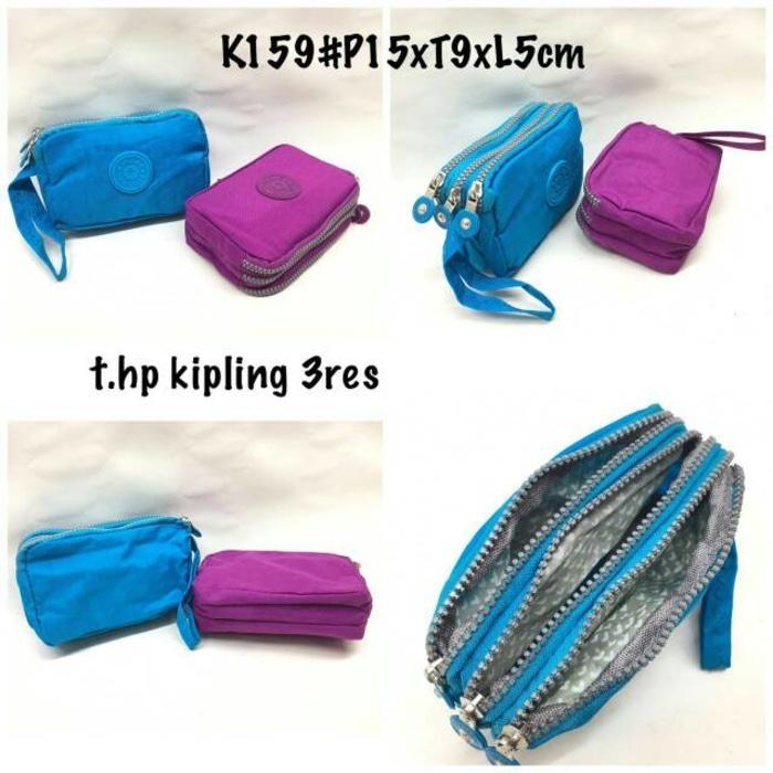 20rb ONLY DOMPET HP KIPLING 3R KP159# POLOS - iueCNg