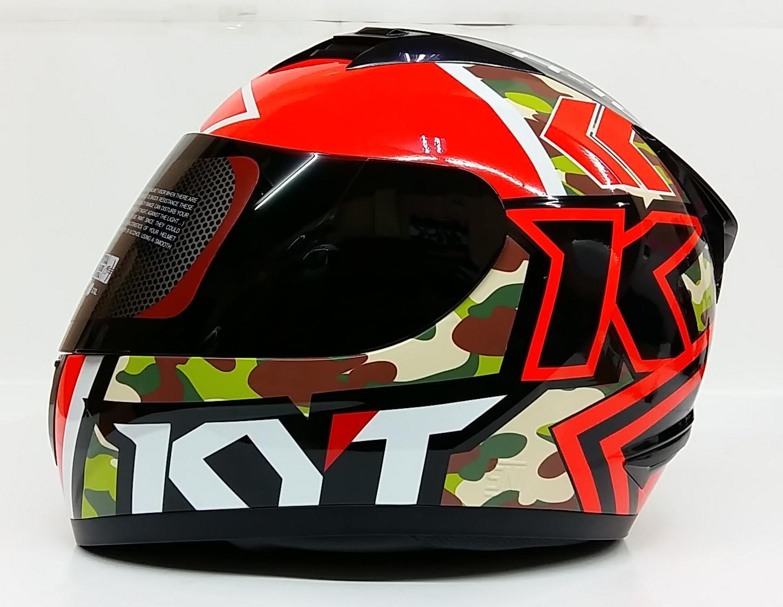 KYT R10 1 Helm Full Face