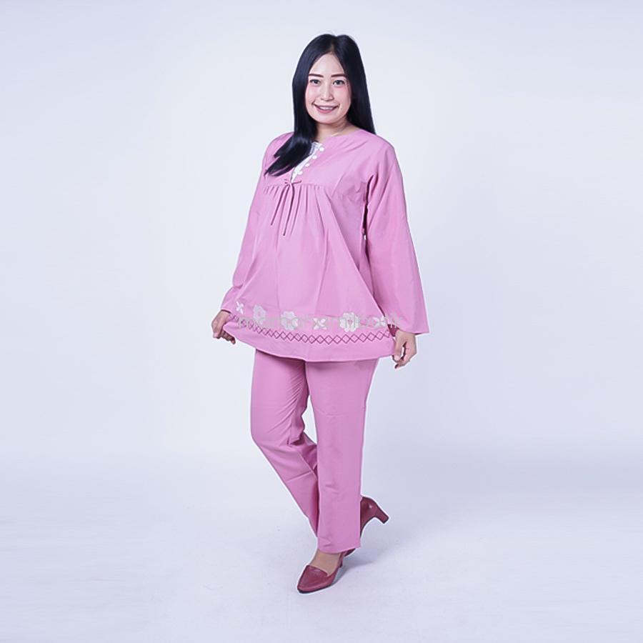 Mama Hamil Setelan Hamil PP V Renda / Baju Hamil Untuk Kerja / Baju Hamil Muslim / Baju Hamil Seksi Baju Hamil Gamis / Baju Hamil Kerja Modis / Baju Hamil batik / Baju Hamil Menyusui