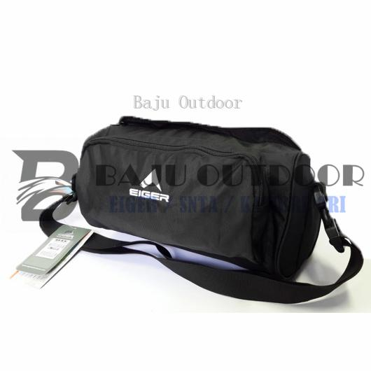 Tas Selempang Eiger 3088 Black /Travel Pouch