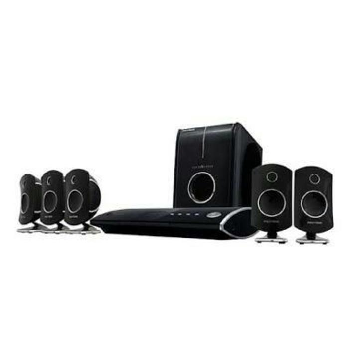 POLYTRON PHT 500SR HOME THEATER SYSTEM