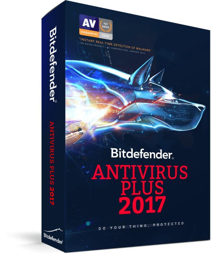 PROMO Bitdefender ANTIVIRUS PLUS 3 PC 1 YEAR TERLARIS