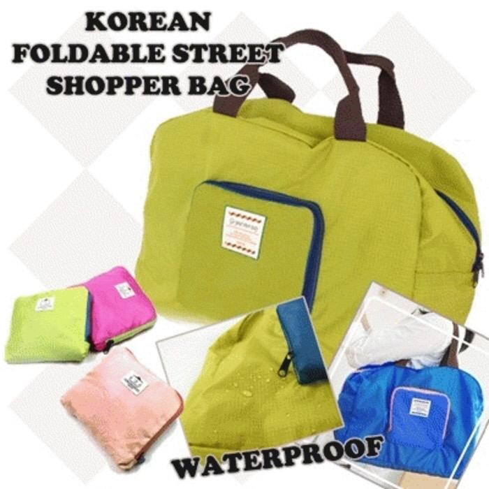 Best Seller Street Shopper Bag - Tas Belanja Lipat - Shopping Bag