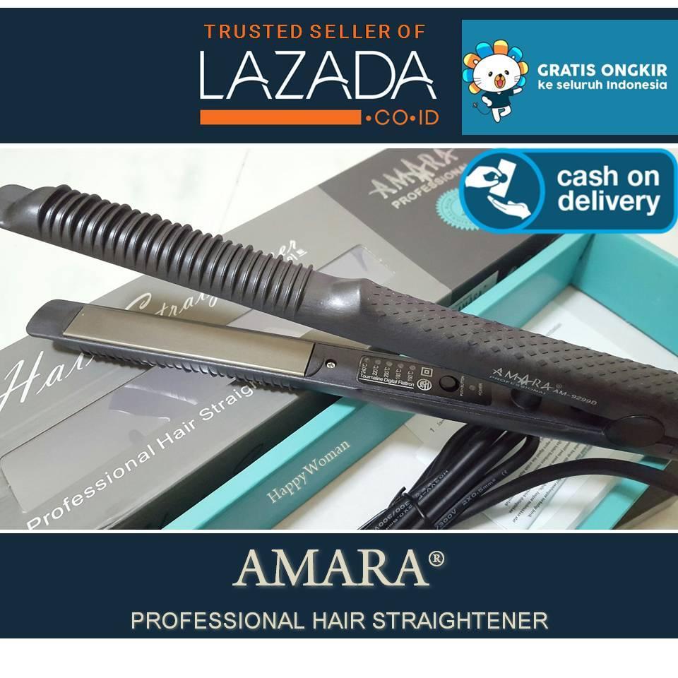 Fitur Mermaid 2in1 Catok Rambut Lurus Ikal Keriting Blow Hair Catokan 3in1 Nhc 8890 Amara Professional Straightener Dan