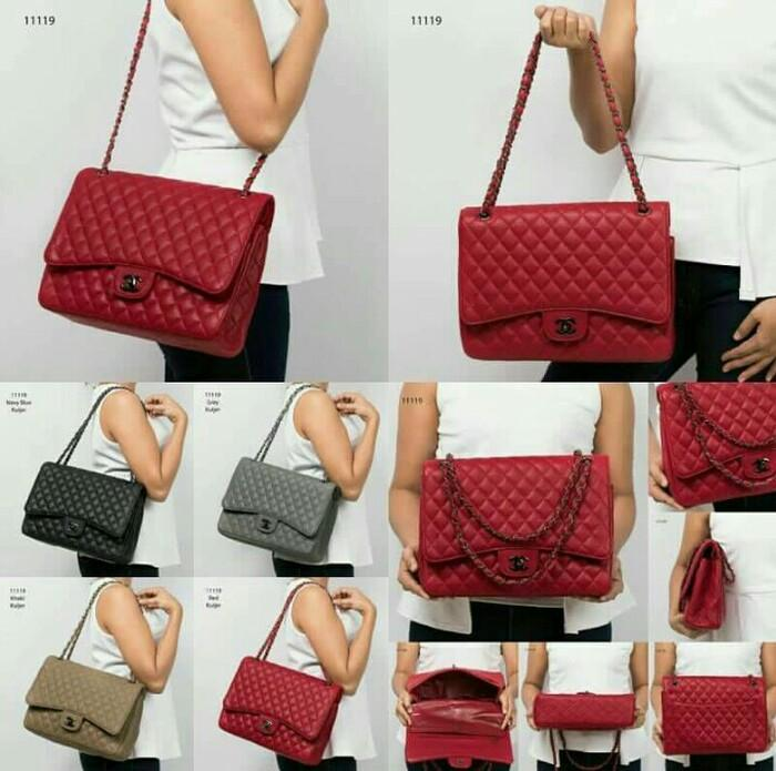 tas slempang cantik best seller - tas chanel import original - tas fashion  wanita termurah - b6874bfcc0