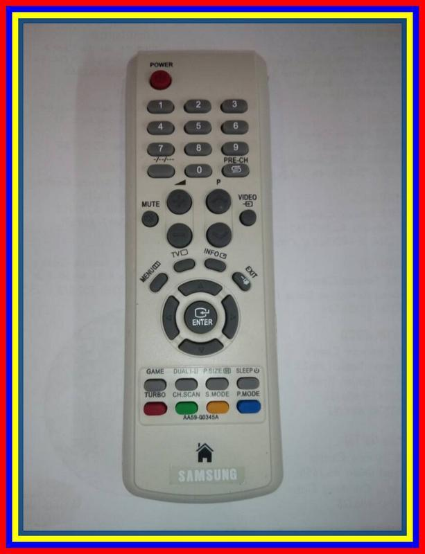 Remot Remote TV Tabung Samsung Aa5900345A KW