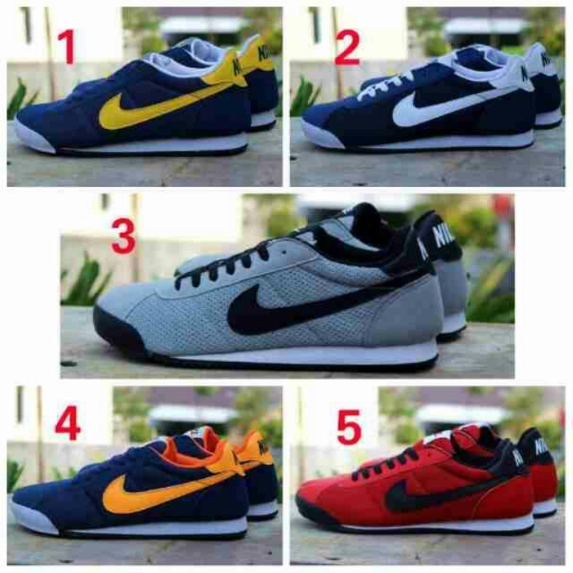 Sepatu olahraga pria nike marquen sport new colour 2