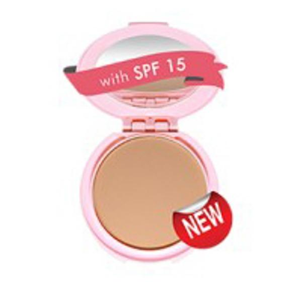 Viva Cosmetics Compact Powder Bright Beauty Spf 15 Beige