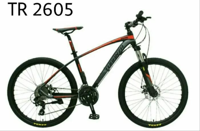 BEST SELLER!!! Sepeda MTB Turanza 26 ( alloy, double disc & 21speed ) - NEW - wIN3sM
