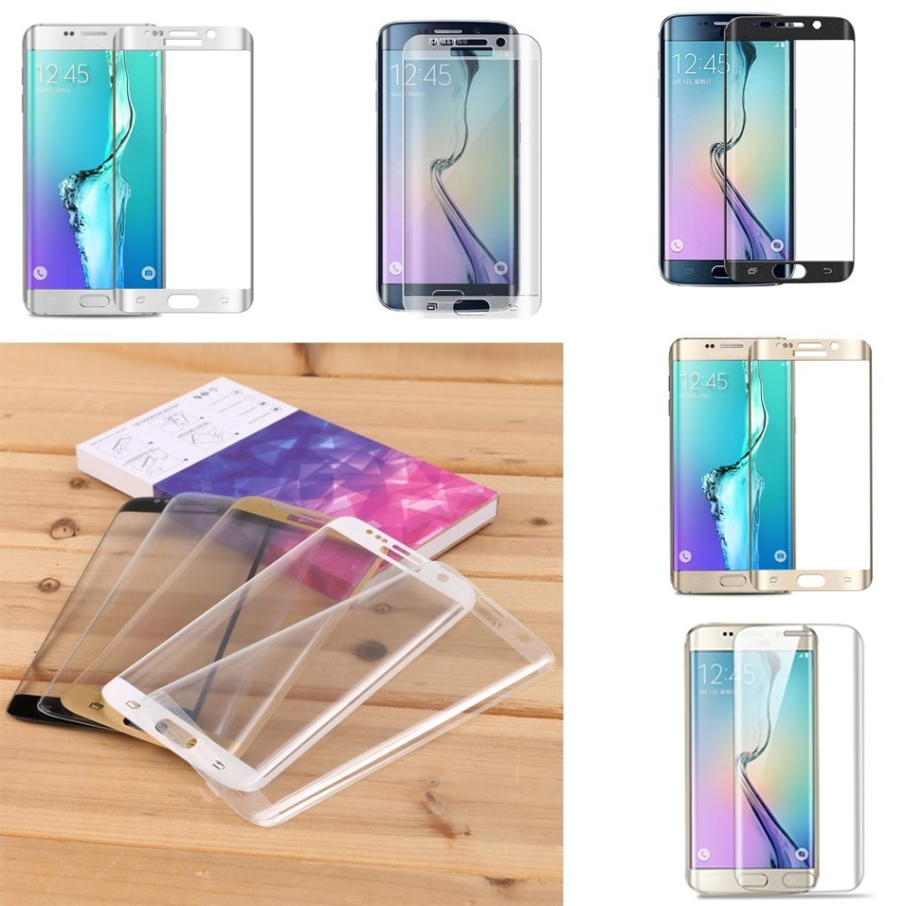 Package Content: 1 x Tempered Glass Screen Protector for Samsung Galaxy S7 Edge