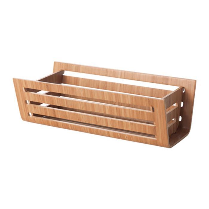 IKEA RIMFORSA Keranjang 32x15x11 cm, bambu
