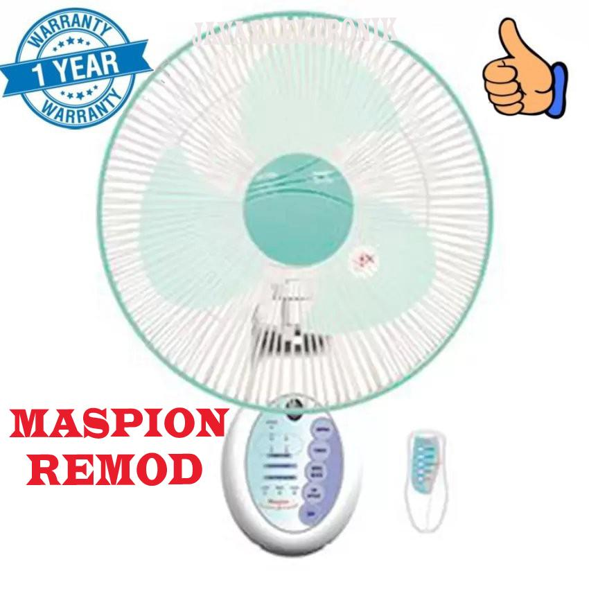 MASPION Wall Fan Remote MWF 4001 RC (GARANSI RESMI)