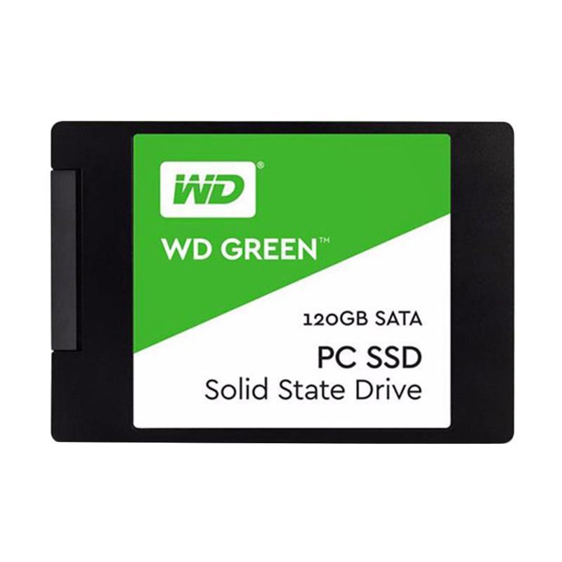 WD Green 120GB SATA 3.0 SSD