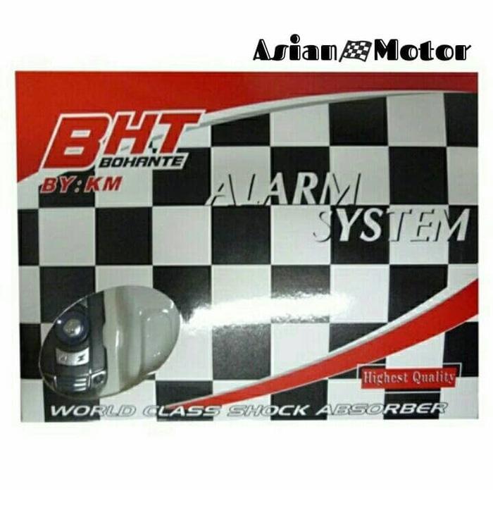 Alarm System Motor BHT Model Baru Fitur Lengkap + Cara Pasang Premium - pH9v7I