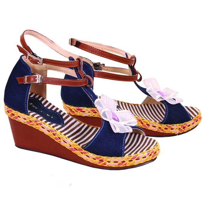 Promo Sandal anak perempuan(sandal anak distro,sandal harga grosir) ISS 054 Fashion