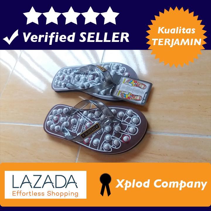 Sandal Kesehatan Sandal Terapi Glisten Swiss Rematik Ukuran 10,5